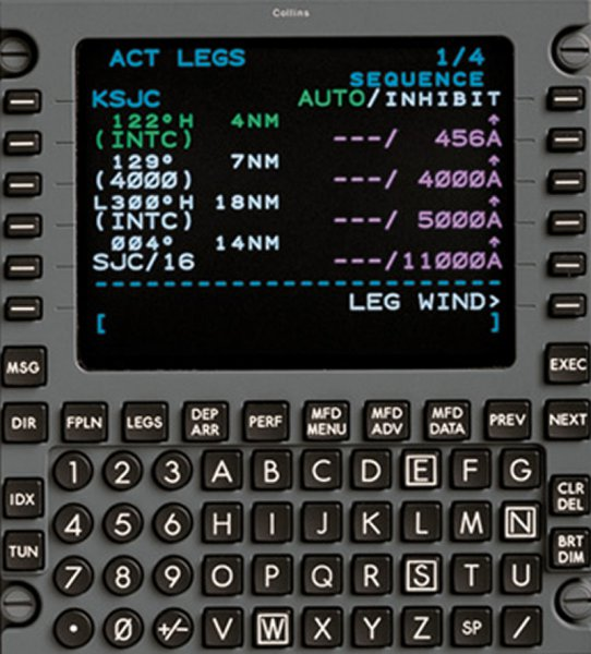 822-0868-083 - FMC-6000 - FMS COMPUTER